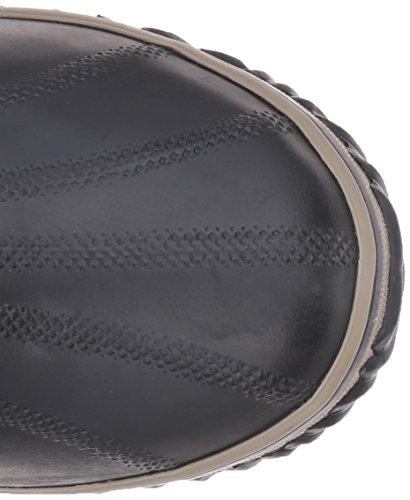 Sorel Womens Slimpack Équitation Haute Ii Neige Botte Sombre Brouillard, Argent Sage