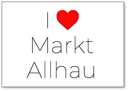 Mundus Souvenirs - Amo Markt Allhau, Imán para Nevera (diseño 2 ...
