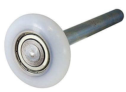nylon garage door rollersAmazoncom AME 8006029 Garage Door Rollers 13 Ball Sealed