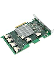 E Expansion Card, Easy to Carry Small Size Good Performance 16 Port Expander Card Durable with SAS Expansion for 8 Port to 16 Port 6GB SAS/Expansion Card