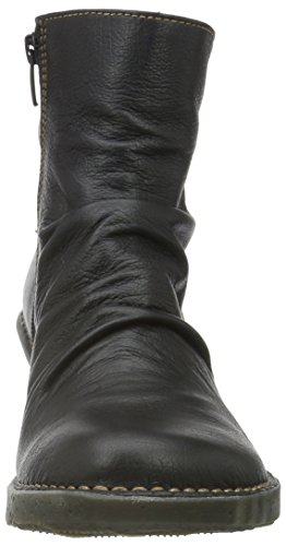 Art Women's Oteiza Ankle Boots, Blue Black (Black)