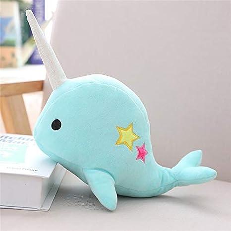 Amazon.com: LAJKS - Muñeca de peluche con forma de ballena ...