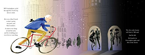 Polka Dot Parade: A Book About Bill Cunningham by little bee books (Image #2)