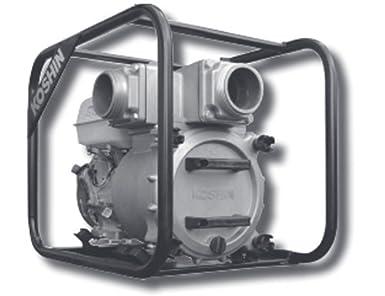 Subaru Ktr Heavy Duty Trash Pumps Powered By Robin