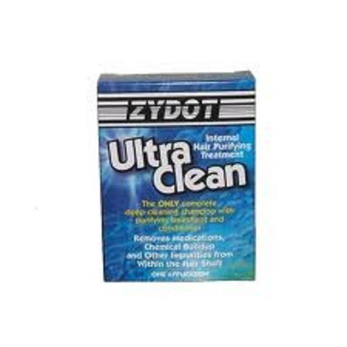 Hair Drug Test - Zydot Ultra Clean Detox Shampoo &