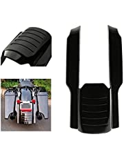 """Fittings 7"""" Rear Fender Extension Stretched Bag Fillers for 1996-2008 Harley Touring"""