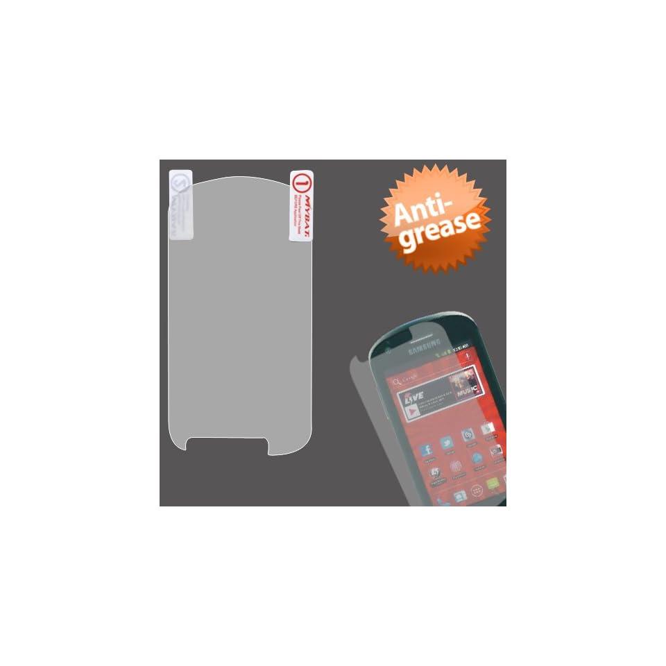 MYBAT SAMM950LCDSCPR21 Anti Glare, Anti Scratch, Anti Fingerprint Screen Protector for the Samsung Galaxy Reverb M950   Retail Packaging   Single Pack Matte
