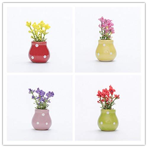 refrigerator magnets flowers - 8