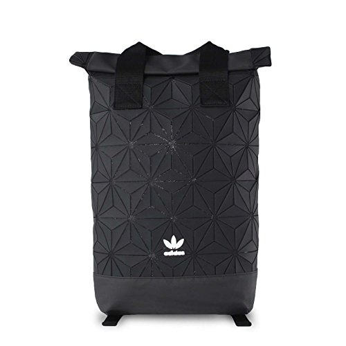 adidas Originals BP Roll Top 3D Mesh 2017 Black Backpack Bag DH0100 by adidas