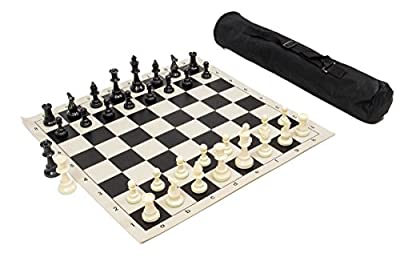 Wholesale Chess Archer Chess Set Combo - Black