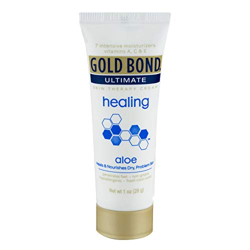 Gold Bond Ultimate Healing Skin Therapy Lotion Aloe Travel Size 1 Oz (Pack of 6) ()