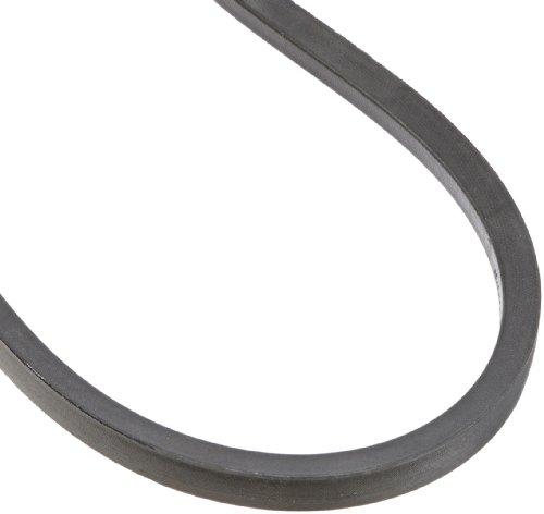 Gates B170 Hi-Power II Belt, B Section, B170 Size, 21/32'' Width, 13/32'' Height, 173.0'' Belt Outside Circumference by Gates