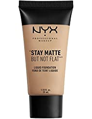NYX PROFESSIONAL MAKEUP Stay Matte but not Flat Liquid...