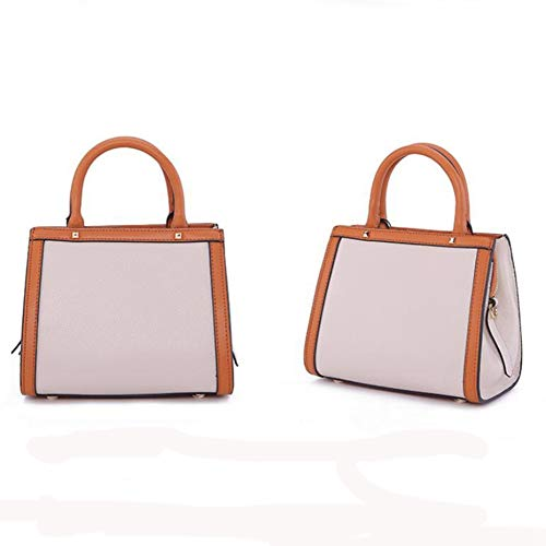 Bag Cowhide Platinum Leather D Handbag Fashion Hongge Head Female Girl Bag Lady Layer zwx5Cqt