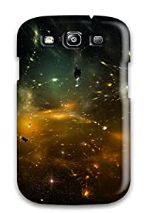 Hot 3666428K53401122 Hot Space Tpu Case Cover Compatible With Galaxy S3