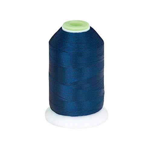 Coats & Clark Trilobal Embroidery Thread 1100 YD Navy