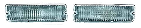 91 92 93 Dodge Ram Truck 1500 2500 3500 Turn Signal Pair Set NEW 91-93 Dodge Ramcharger Driver and Passenger 55026085 55026084 CH2520106 - Dodge Ramcharger Truck
