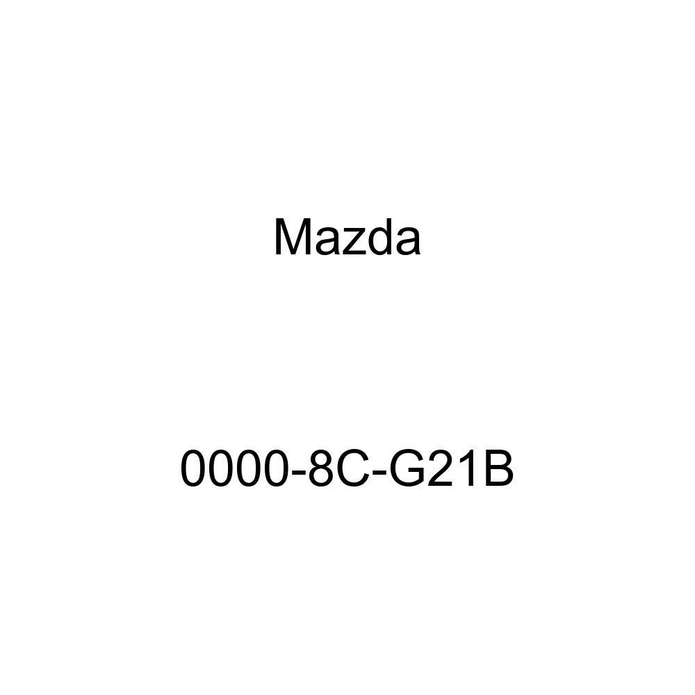 Mazda Genuine Accessories 0000-8C-G21B Mirror Installation Kit