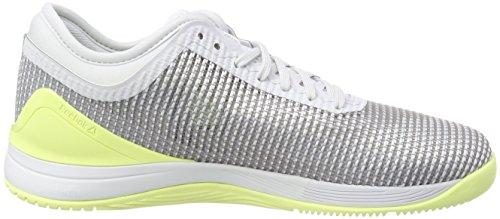 Scarpe white Spirit Donna Crossfit 8 Shadow cool spirit lemon Reebok Nano Zest Zest 0 R Da Bianco Fitness White Tg6Xwxq