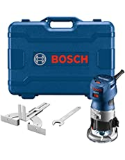 Bosch GKF125CEK Colt 1.25 HP (Max) Variable-Speed Palm Router Kit