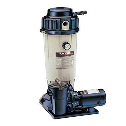 Hayward EC50C80X5S Perflex Extended-Cycle EC50C DE Filter System with 1-1/2-HP Power Flow Matrix Pump
