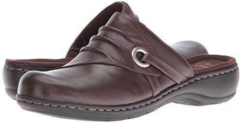 Pictures of Clarks Women's Leisa Bliss Mule Black 8 M US 4