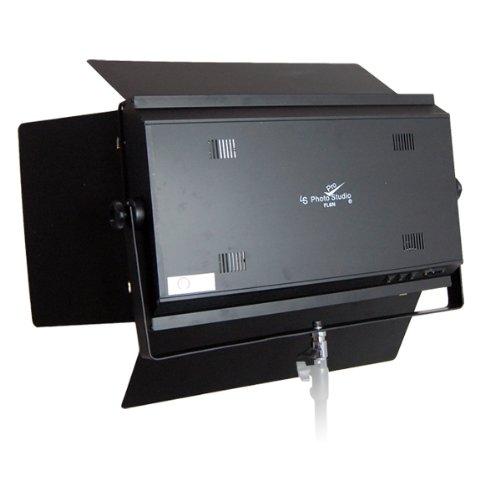 LimoStudio Photo Studio 550W Digital Light Fluorescent 6-Bank Barndoor Light Panel,AGG1007