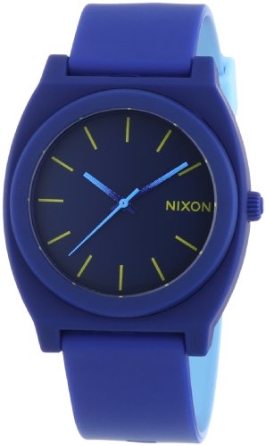 nixon-the-time-teller-navy-blue-rubber-mens-watch-a119-1391