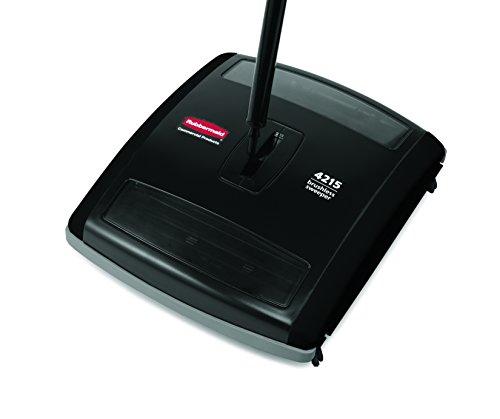 Rubbermaid FG421588BLA Brushless Mechanical Sweeper (Pack of 4)
