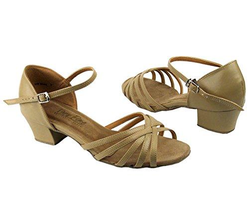 Very Fine Ladies Women Ballroom Dance Shoes EK802 With 1.5