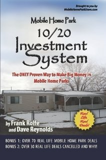 Mobile Home Park 10/20 Investment System