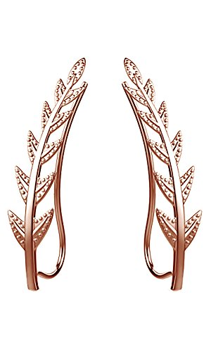14k Cuff Earrings - 3