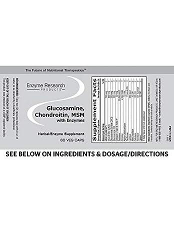 Amazon.com: Glucosamina Condroitina MSM PlusTM con MSM y ...