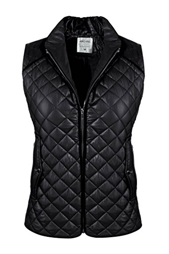 ANGVNS Womens Quilted Padding Jacket