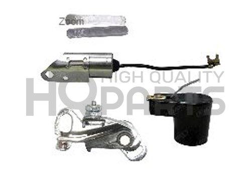 1100-5105 Ford/New Holland Ign kit (inc. points, condenser, - Ign Kit