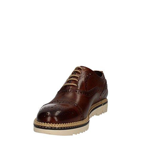 Cafenoir XN101 Lace-up heels Man Braun