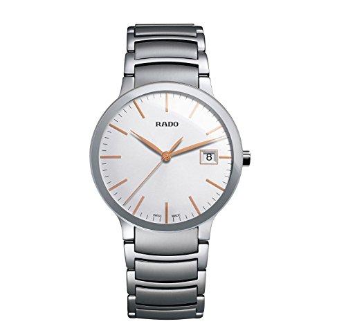Rado-Centrix-Mens-38mm-Quartz-Stainless-Steel-R30927123ss