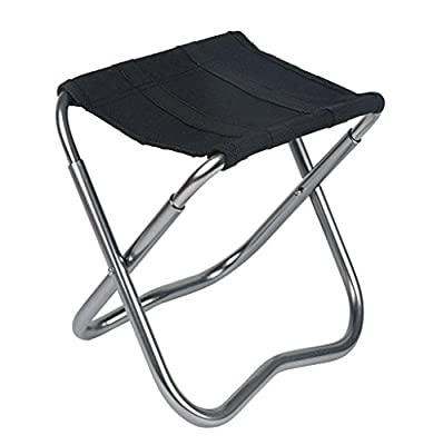 Lifelj Portable small Folding Camping Chair Fishing Stool Outdoor Camping Furniture Folding Stool