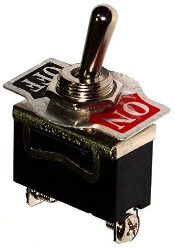 AERZETIX: Interruptor conmutador de palanca SPST ON-OFF 15A/250V, 2 posiciones SK2-C10654-R10