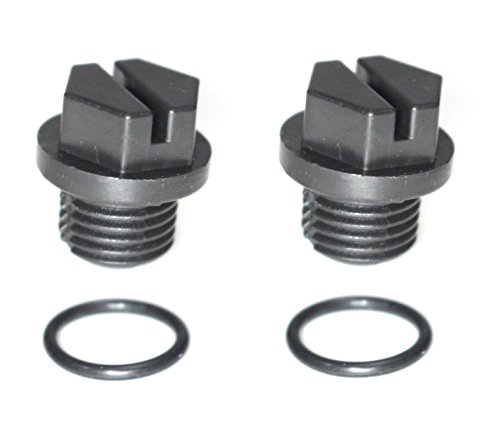 NEW AFTERMARKET Hayward Super Pump, Max Flo, CL220/CL200 Drain Plug SPX1700FGV FREE SHIPPING (2) -  JSP Manufacturing, PP-HW-DRAINPLUG-2pk