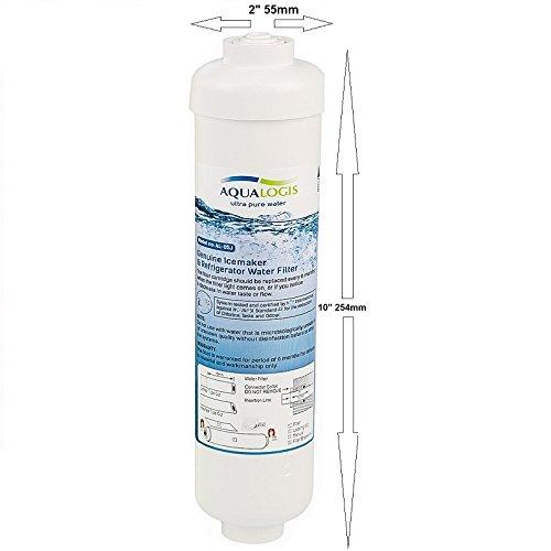 Elettrodomestici 2 X Smeg Compatibile Esterna Frigo Filtro Acqua Al-05j As Dd-7098 497818 High Quality Frigoriferi E Congelatori
