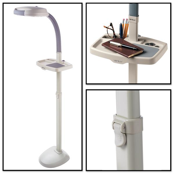 Amazon.com: Verilux EasyFlex Natural Spectrum Deluxe Floor Lamp ...