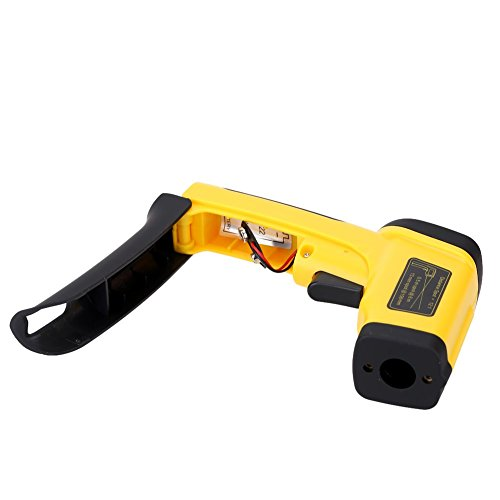 Digital Infrared Thermometer Double Laser High Precision IR Temperature Gauge Tester Pyrometer -50-1050C(-58-1922Fahrenheit) by Digital Infrared Thermometer (Image #6)