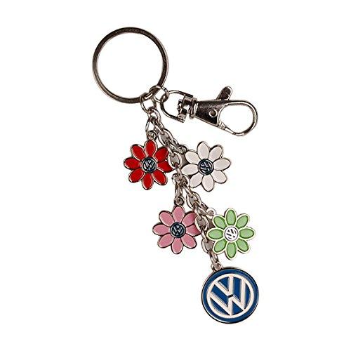 VW Volkswagen Daisy Dangle Keychain (Key Dangle)
