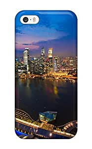 ZOWUUKV2678sbhxk Valerie Lyn Miller Awesome Case Cover Compatible With Iphone 5/5s - Singapore City