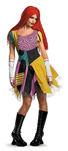 Sassy Sally Adult Costume - Large (Cartoon Character Costume Ideas Adults)