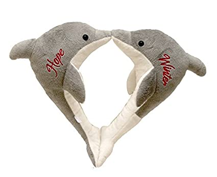 Dolphin Tale 2 Hope And Winter Magnetic Plush By The Clearwater Marine Aquarium