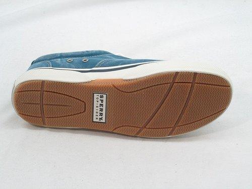 Sperry Halyard LL CVO Blue Bootsschuhe Segelschuhe Sneaker Herren