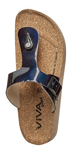 VIVA Shoes - Zapatillas Mujer negro