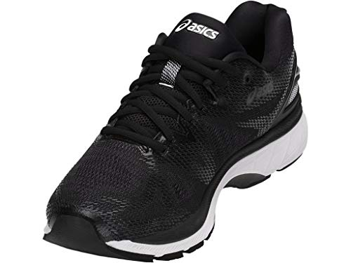 ASICS Men's Gel-Nimbus 20 Running Shoe, black/white/carbon , 7 Medium US by ASICS (Image #1)